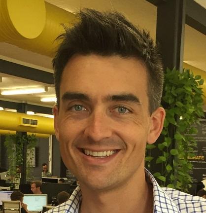 StartupAUS CEO, Alex McCauley