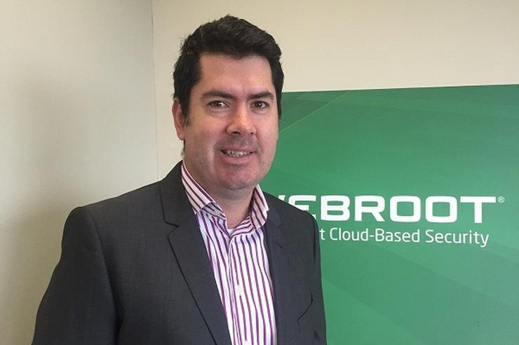 Robbie Upcroft - Managing Director, Webroot