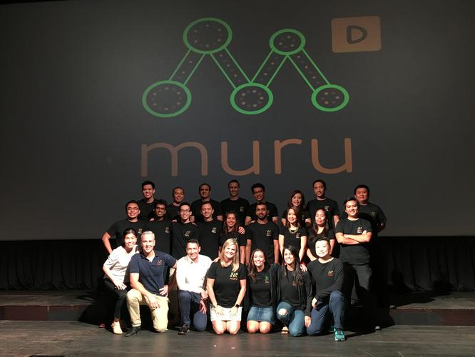 Telstra's muru-D feeds Singapore tech start-ups with $S40,000 each in seed capital