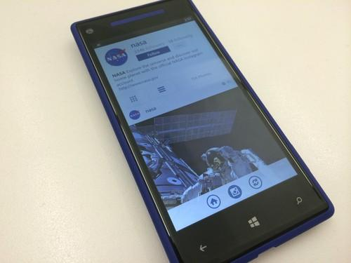 Instagram has at last launched an app for Windows Phone 8.