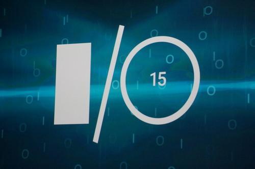 Google I/O 2015 logo