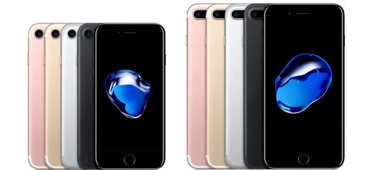 There's a great deal to like about the new iPhone 7 and 7 Plus. Especially the Jet Black versions.