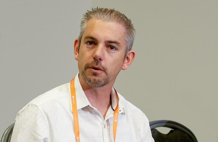 Microsoft Australia chief technology officer, James Kavanagh