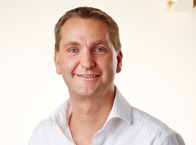 NEXTDC head of engineering and design, Jeff Van Zetten