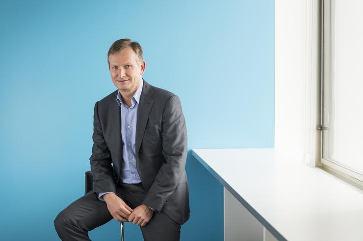 SAP managing director A/NZ, John Ruthven