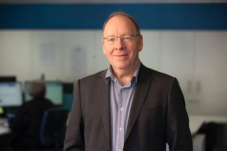 Datacom CEO, Jonathan Ladd.
