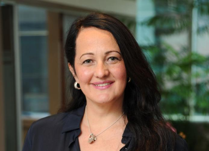 Intel ANZ's managing director, Kate Burleigh
