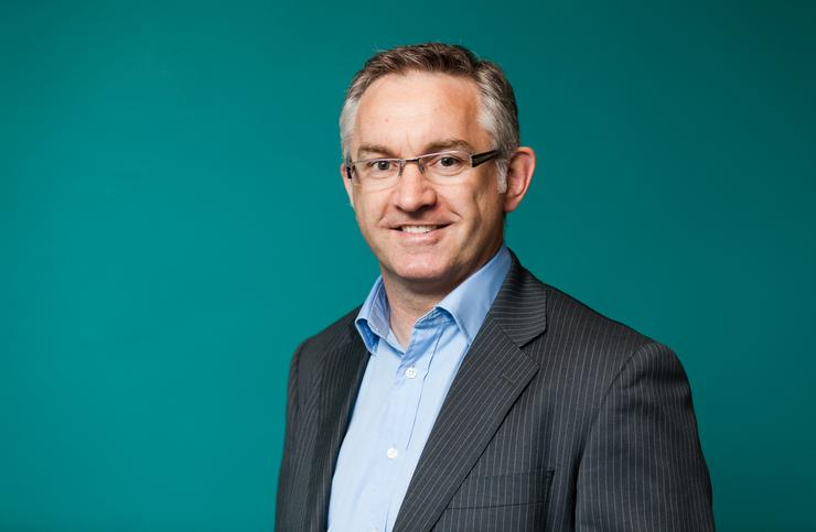Telstra director of business and enterprise specialist partners, Keith Masterton