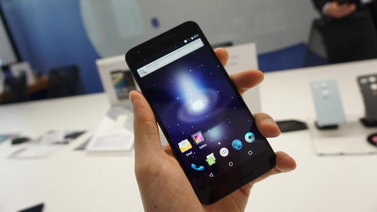 The LG Nexus 5X