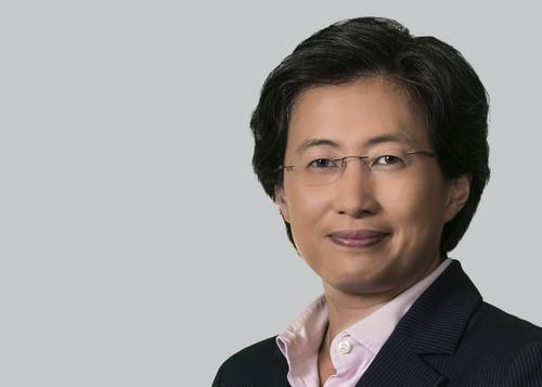 Advanced Micro Devices CEO Lisa Su