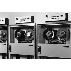 Flashback: Magnetic tape storage as it used to be ... it is nothing like this today as the new Fujifilm cartridge shows.