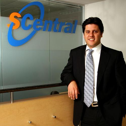 Peter Mavridis, former MD of S Central