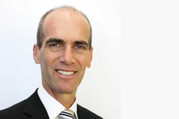 Fujitsu chief executive A/NZ, Mike Foster