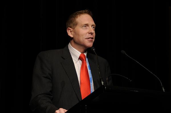 NextDC chief executive, Craig Scroggie.