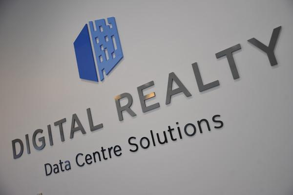 Digital Realty Trust formally opened its newly constructed Sydney data centre, Digital Erskine Park