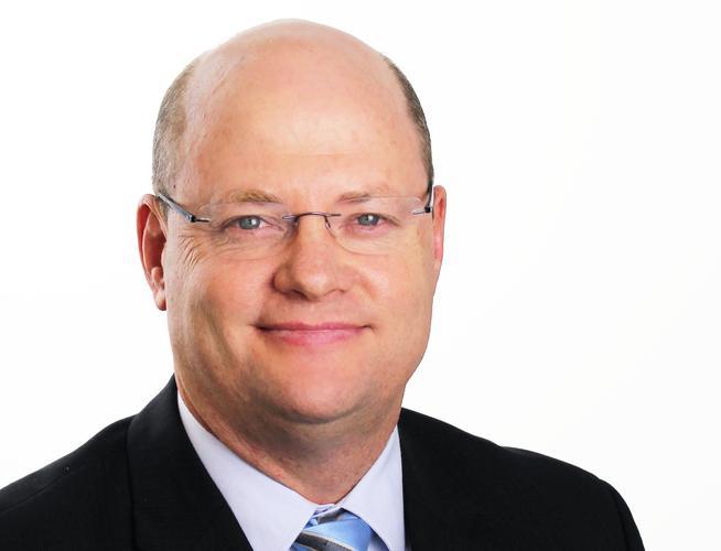 DDLS chief executive, Mal Shaw