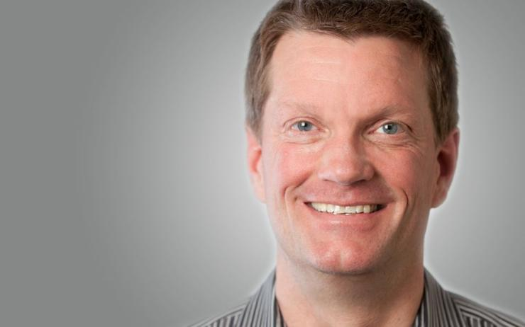 Mike Olson, Cloudera CSO and co-founder