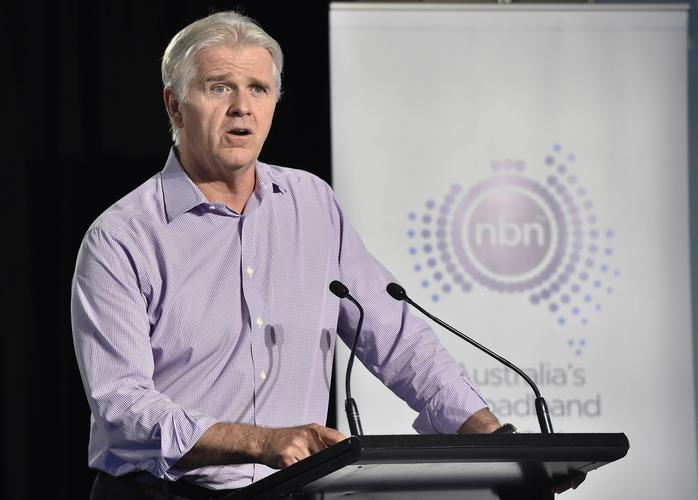 nbn CEO, Bill Morrow