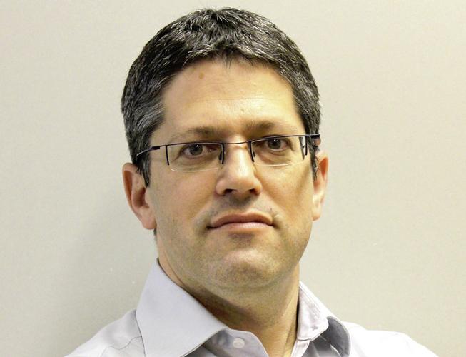 Stratasys general manager, APJ, Omer Krieger.