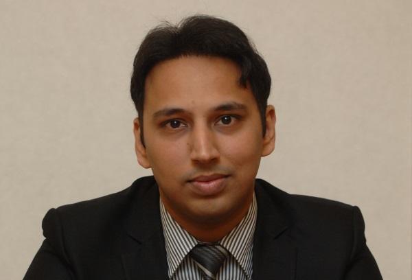 Parvinder Walia, sales director, APAC at ESET