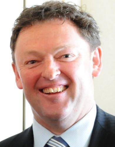EBS managing director, Paul Woods