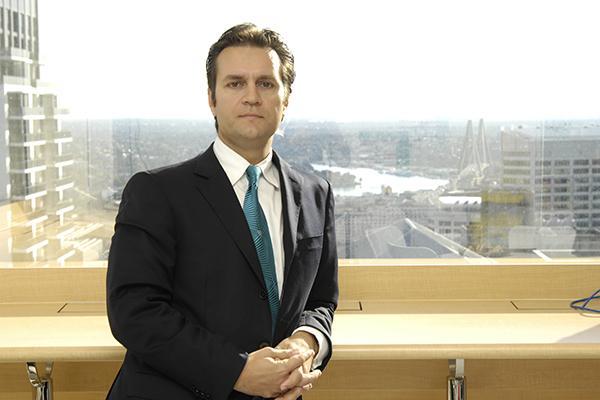 Former VCE APJ vice-president, Paul Harapin.