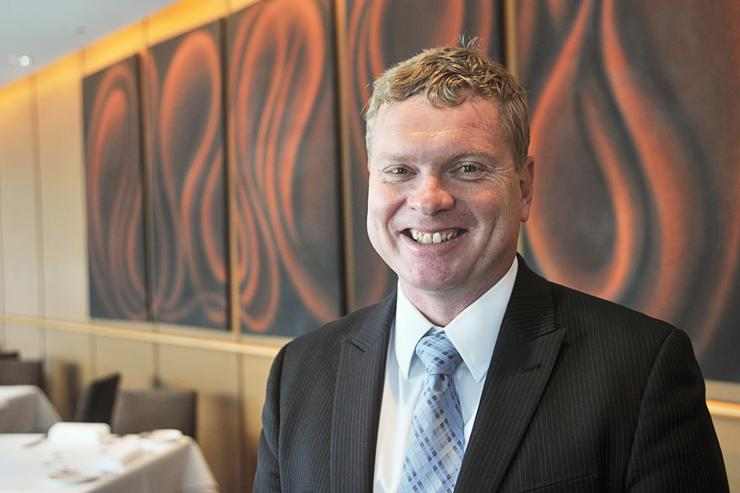 Symantec senior director cyber security services Asia Pacific and Japan, Peter Sparkes