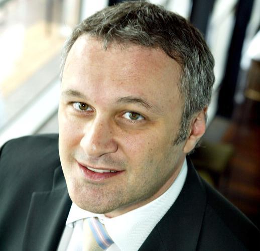 Avaya managing director, Peter Chidiac