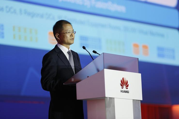 Eric Xu - Rotating CEO, Huawei