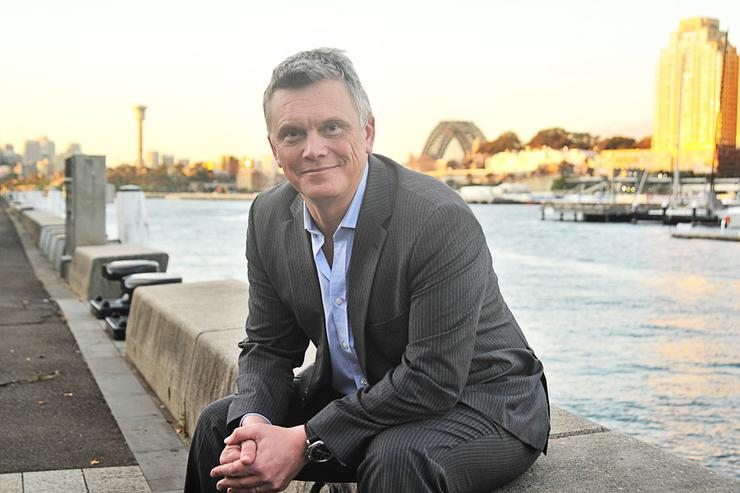 Ingram Micro Cloud's executive director APAC, Richard Duggan.