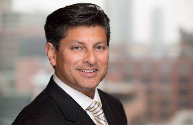 Denzil Samuels - HPE head of worldwide indirect sales organisation for enterprise group