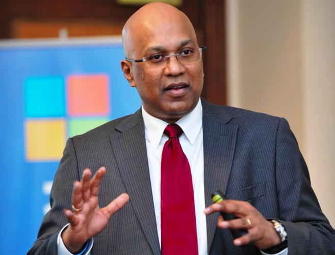 Ananth Lazarus, Partner Sales Lead, Microsoft APAC