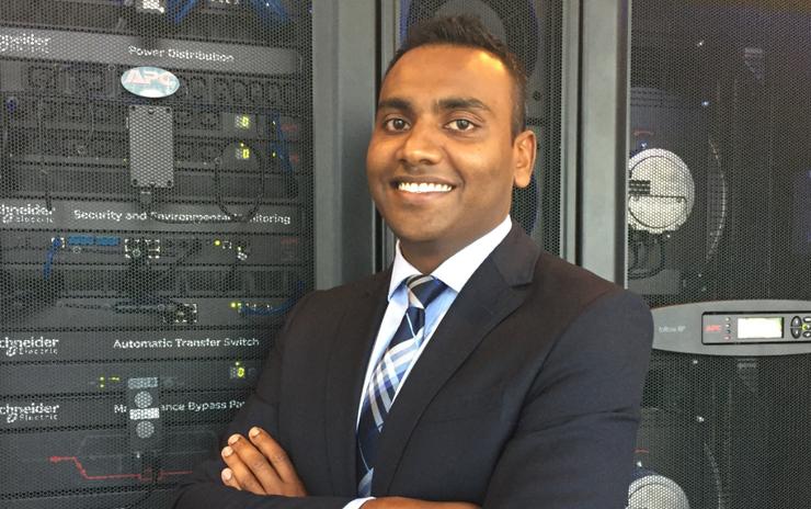 Muralee Kanagaratnam - General manager channels and alliances Pacific, Schneider Electric