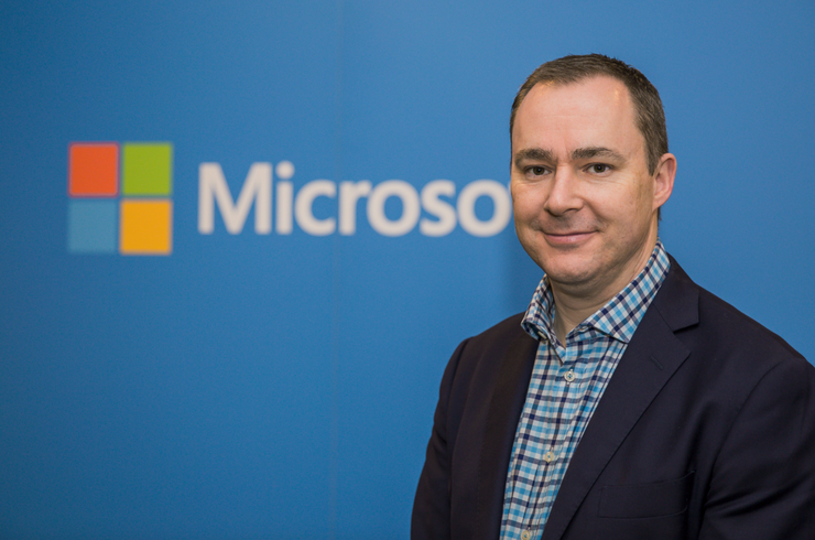 Phil Goldie - Director of Partner Business and Development, Microsoft