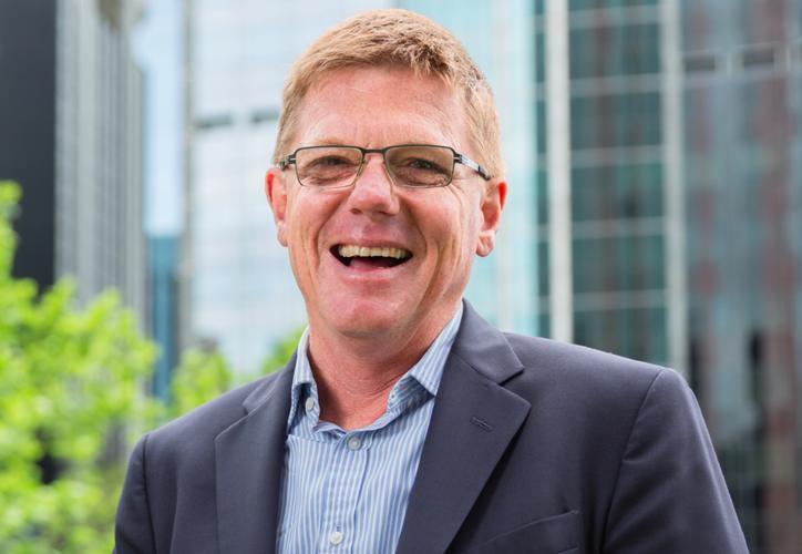 David Elliott - Channel Sales Director of A/NZ, Aruba