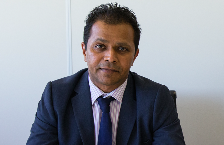 Sandeep Joshi - Country Manager of Australia and New Zealand, SonicWall