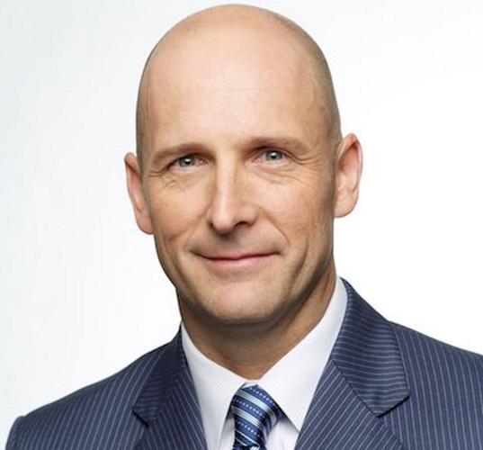 Palo Alto Networks vice president A/NZ, Simon Green