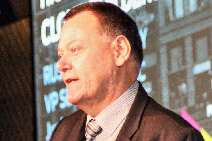 Juniper Networks' Russell Skingsley