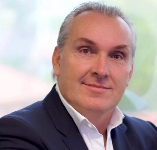 Software AG managing director, Gordon Gakovic