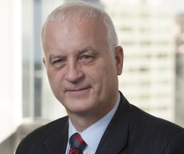Telstra wholesale group executive, Stuart Lee