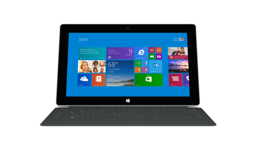 Microsoft's Surface 2.