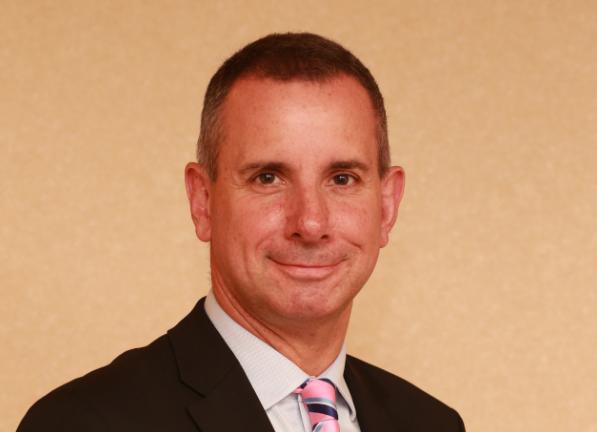 Symantec senior vice president APJ, Adrian Jones.