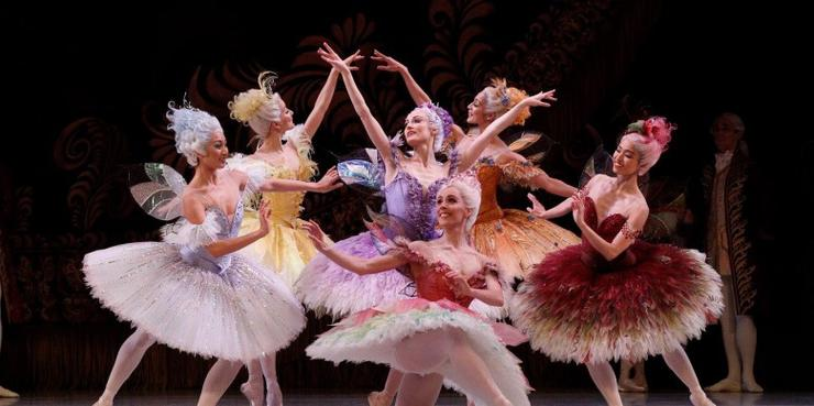 The Australian Ballet's production of The Sleeping Beauty. Photo: Jeff Busby