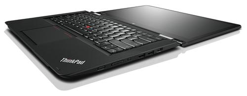There will be no watchband hinge in the business-oriented ThinkPad Yoga 14, but that won't stop it from being flexible.