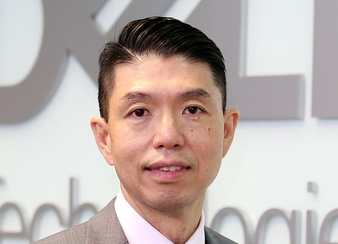 Dell EMC senior vice president and general manager, Asia Pacific and Japan, Tian Beng Ng.