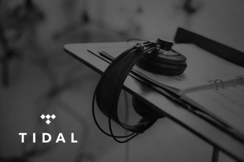 Tidal's logo.