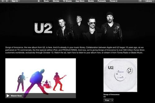 Apple today provided a tool to customers who want to delete the free U2 album, Songs of Innocence, that the company automatically downloaded to their iPhones and other devices.