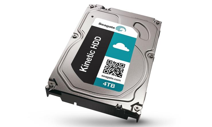 Seagate's Kinetic HDD.