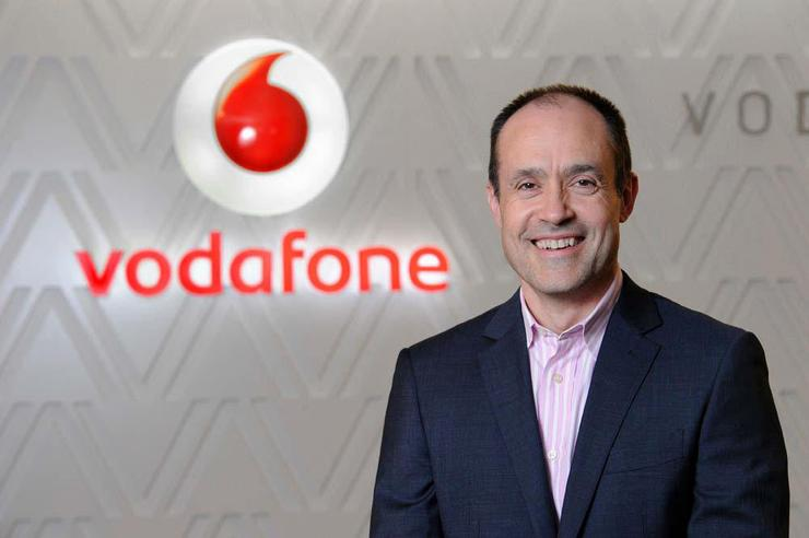 Vodafone Australia's Chief Executive Officer, Iñaki Berroeta