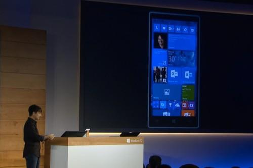 Windows 10 for phones will act like an extension of your PC